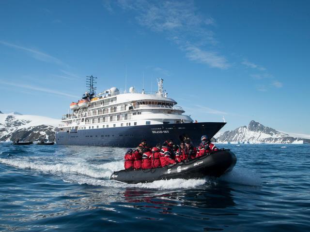 Island Sky Cruise Ship
