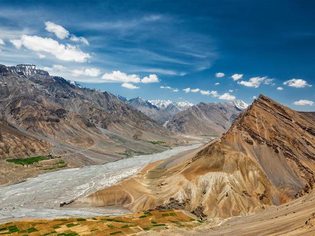 Kashmir & The Himalayas