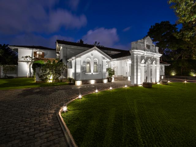 Maniumpathy House