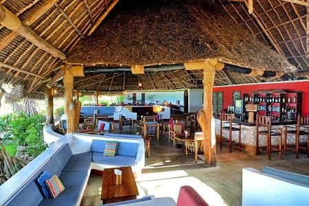 Pongwe Beach Lodge