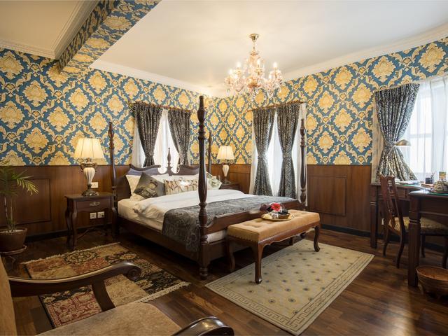 Baber Mahal Villas