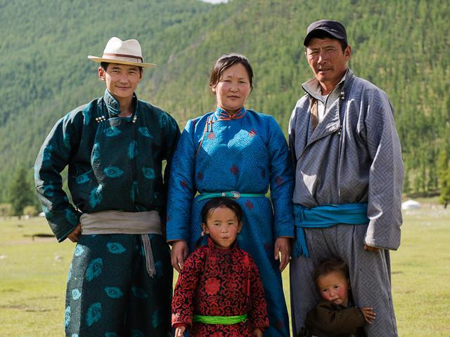 Nomadic Homestay (Galaa's Family)
