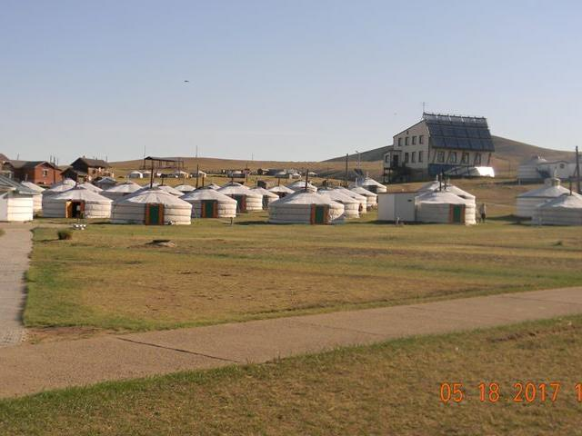Hustai Ger Camp