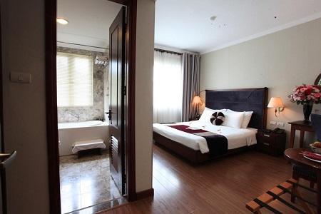 Essence Hanoi Hotel And Spa