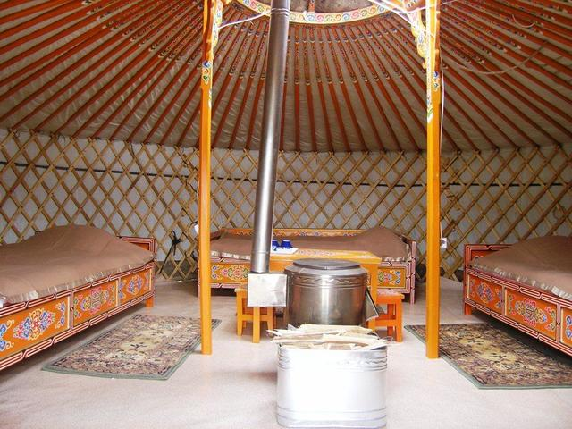 Terelj Lodge Ger Camp