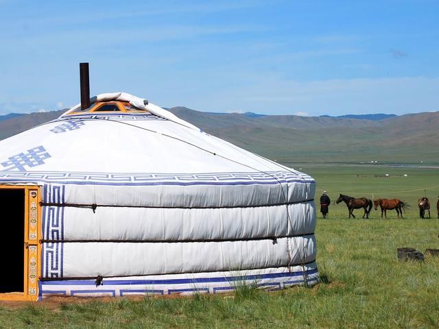 Ursa Major Ger Camp