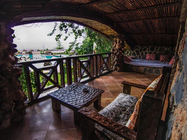 Kuriftu Lodge & Spa