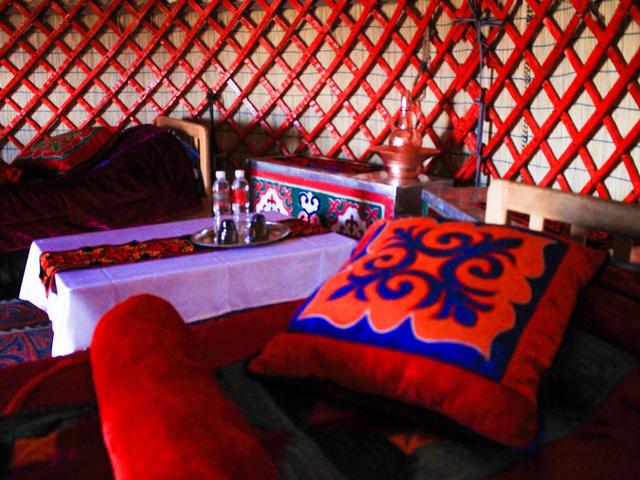 Son Kul Lake Yurt Camp
