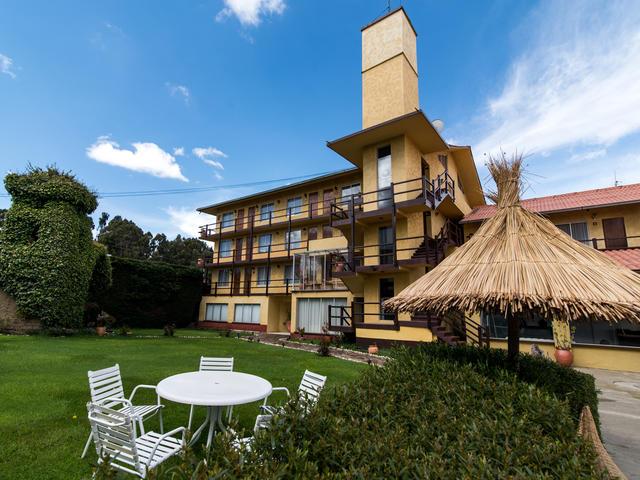 Inca Utama Hotel And Spa