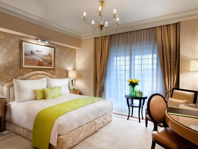 Kempinski Nile Hotel Garden City