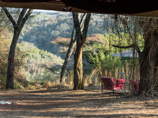 Sanctuary Ngorongoro Crater Camp