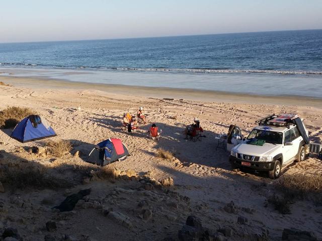 Khaluf Wild Beach Camp