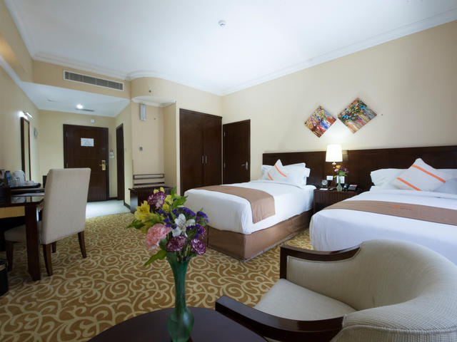 Capital Hotel And Spa