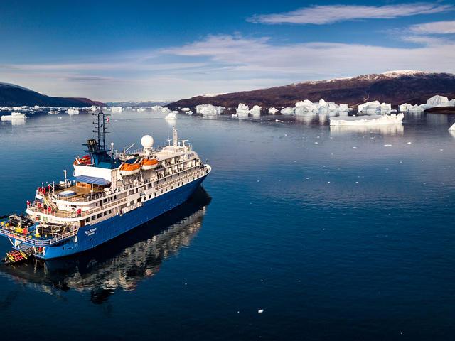 Sea Spirit Cruise Ship