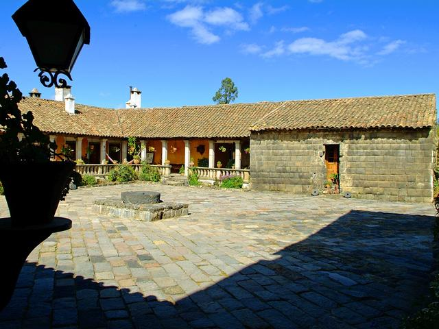San Agustin De Callo Hacienda