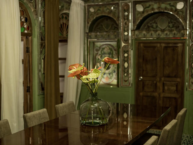 Darb-e-Shazdeh Traditional House