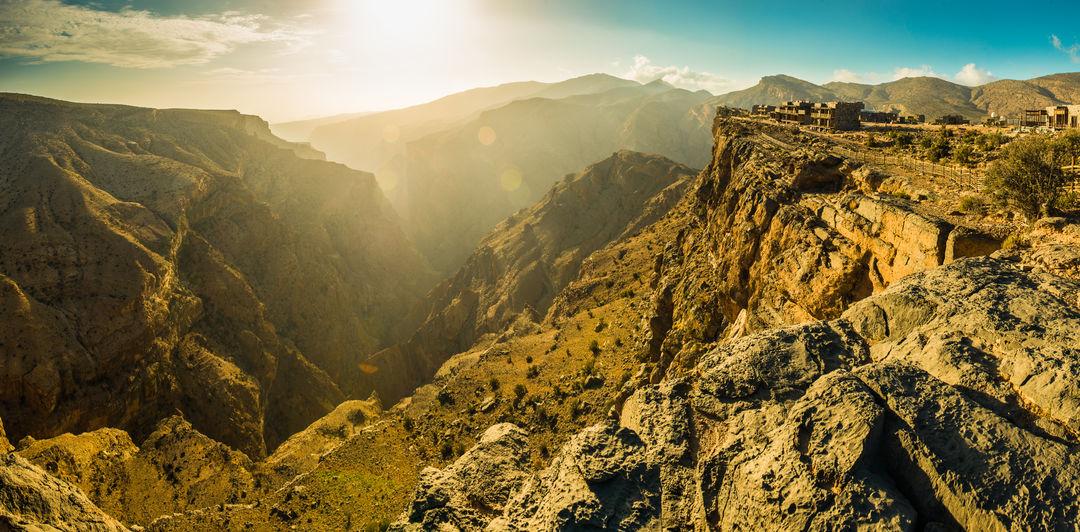 Alila Jabal Akhdar - Panorama (93MB)