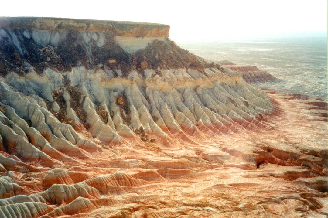 Yangikala Canyons
