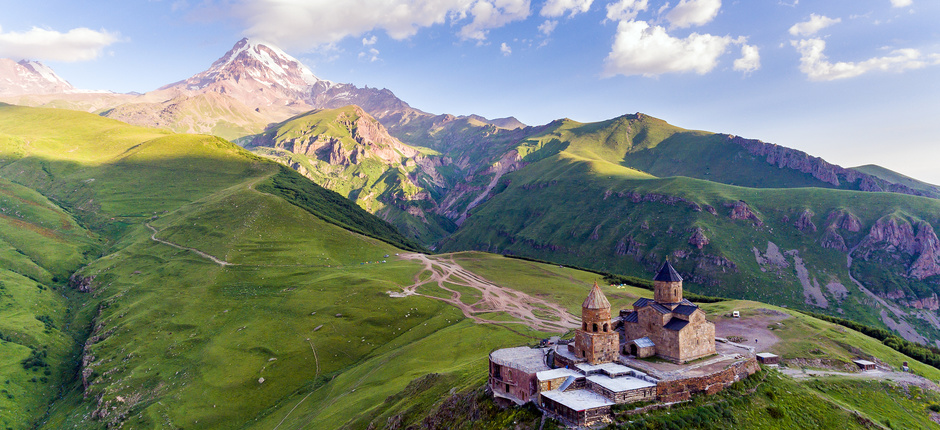 Azerbaijan Georgia & Armenia – Across The Caucasus
