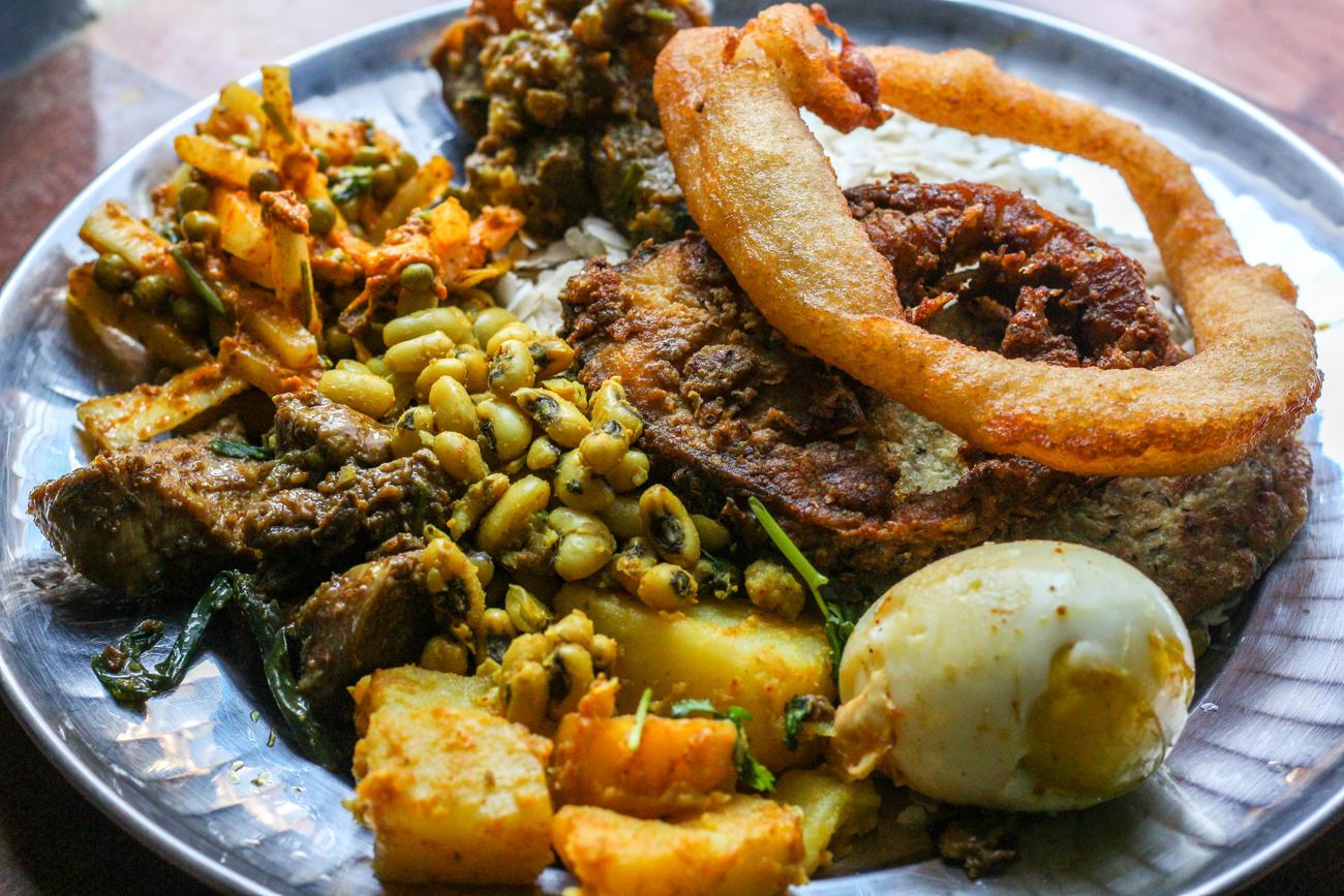 newari cuisine