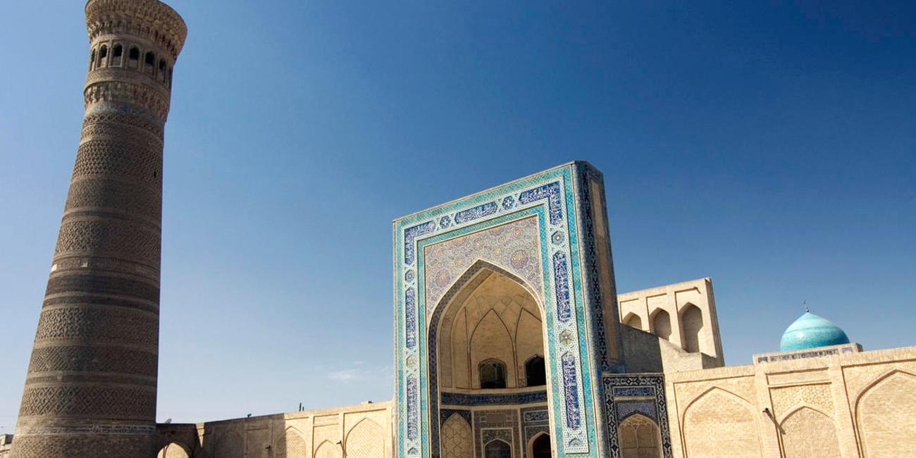 trips to uzbekistan
