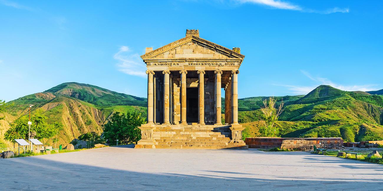 Garni Temple - Must visit place in Armenia