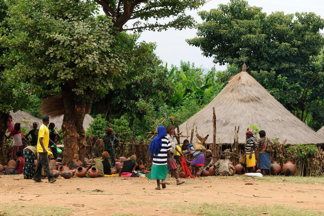 When in Ethiopia, visit Jinka