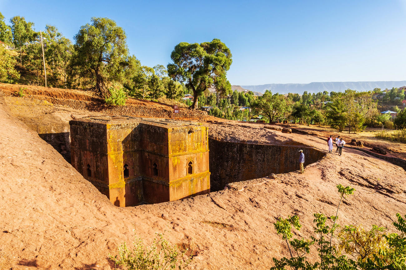 Discover the rock-hewn churches of Tigray