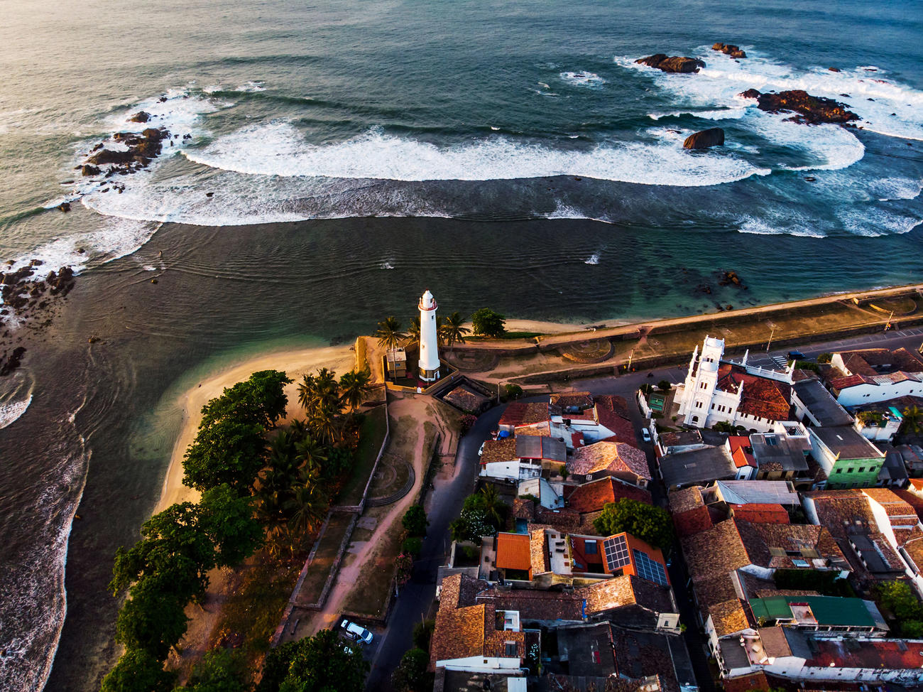 Galle is a a place you must visit in Sri Lanka