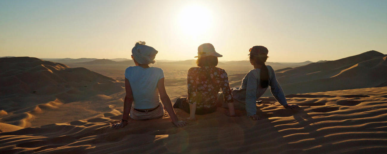Oman Desert Group Tour