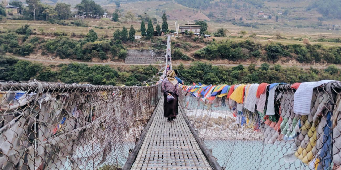 visiting bhutan