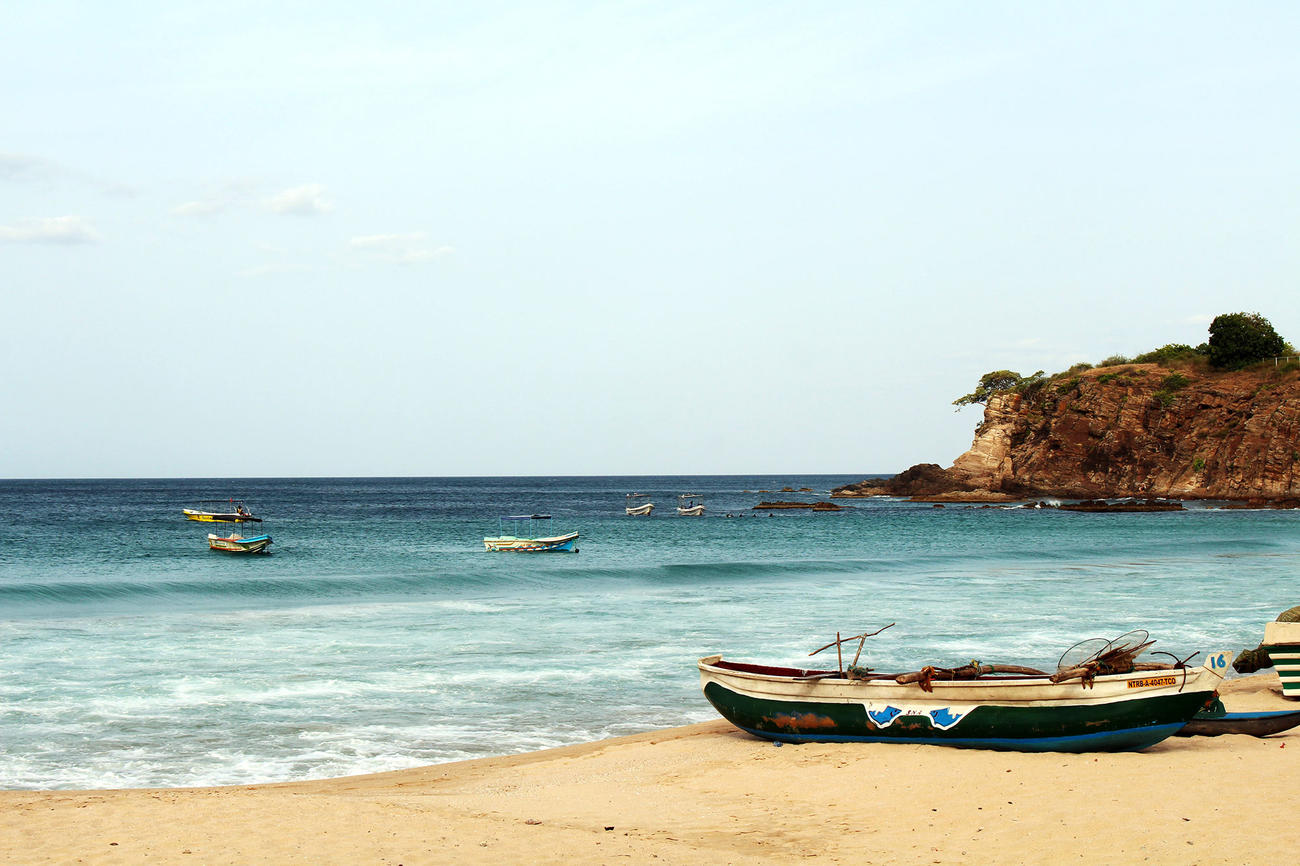 Things to do in Sri Lanka - Relax at Trincomalee Bay
