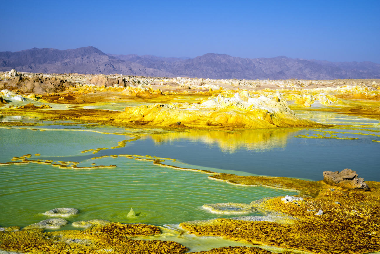 Visit the Danakil Depression