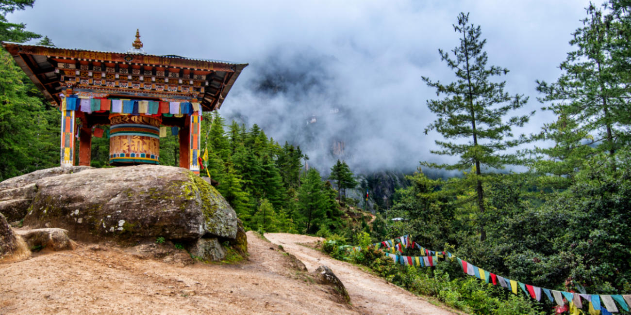 travelling to bhutan
