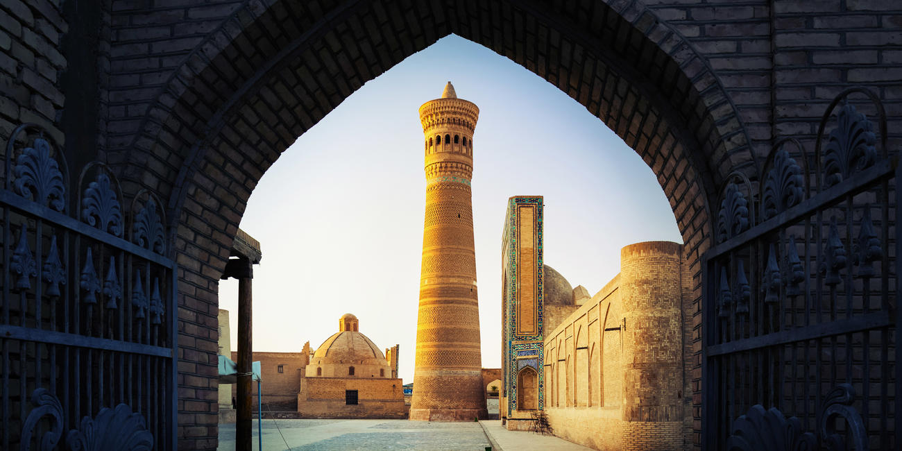Places to visit in Uzbekistan - Bukhara