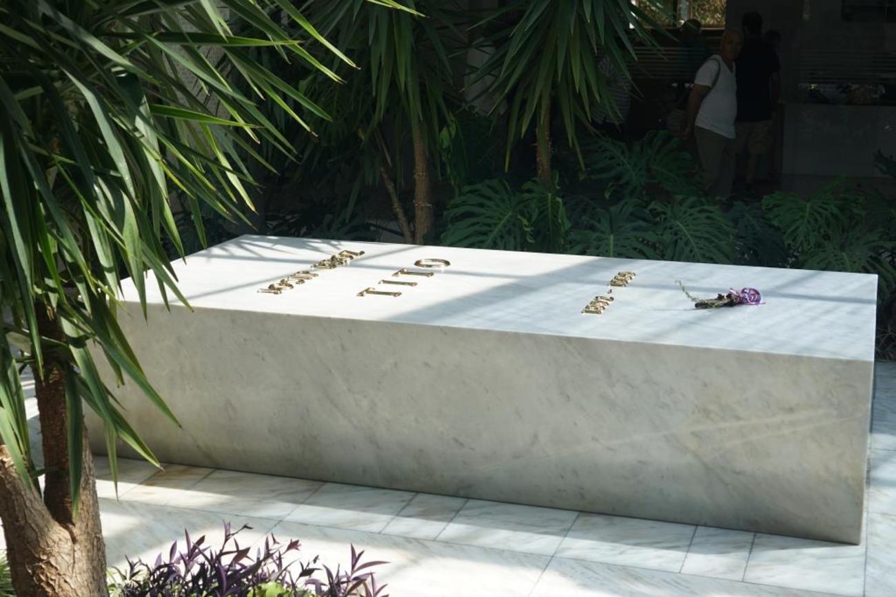 Tito Tomb