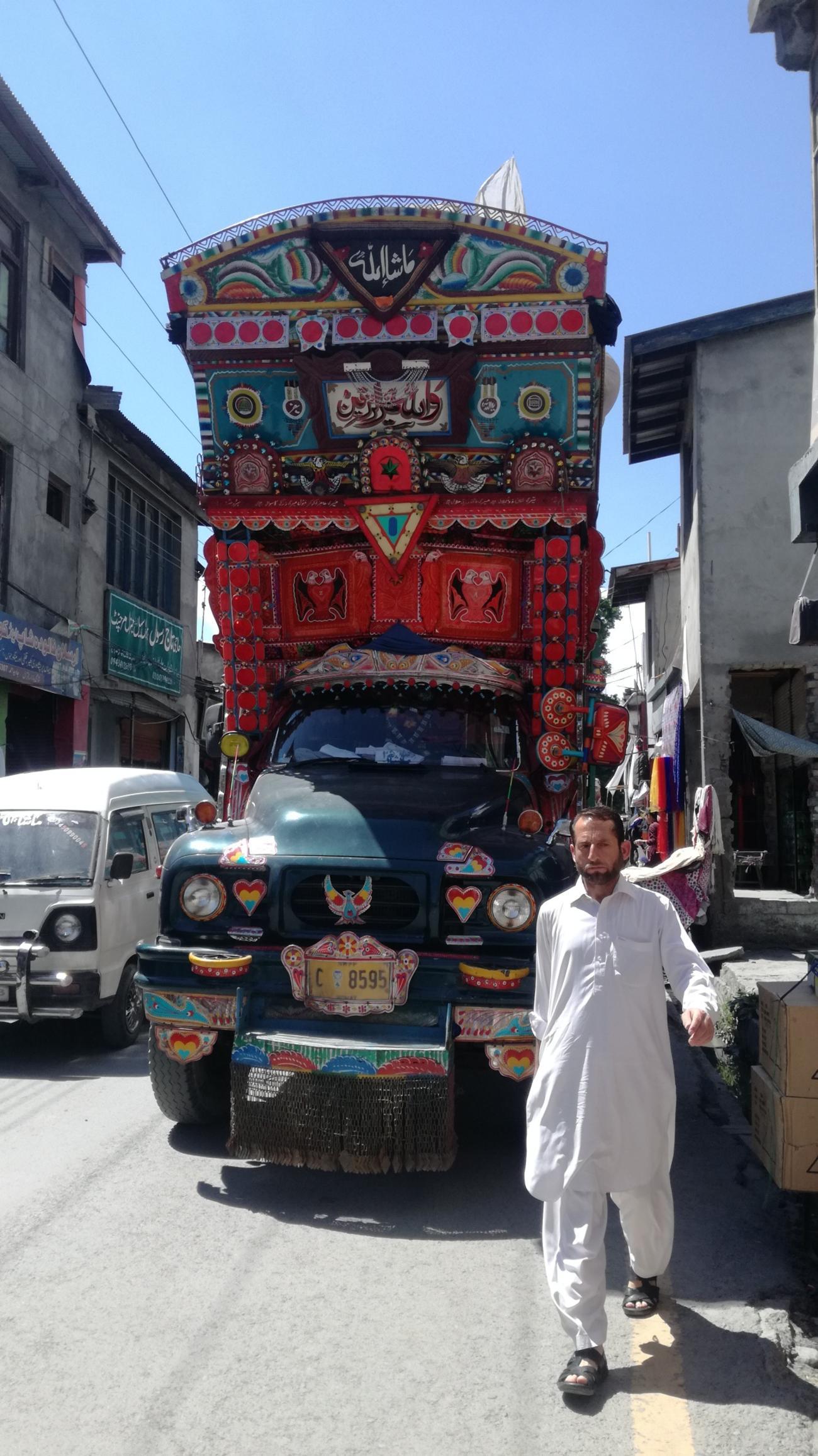 pakistan trips