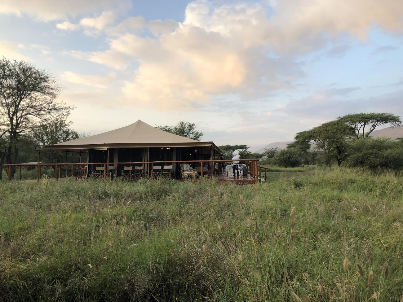 where to stay in tanzania