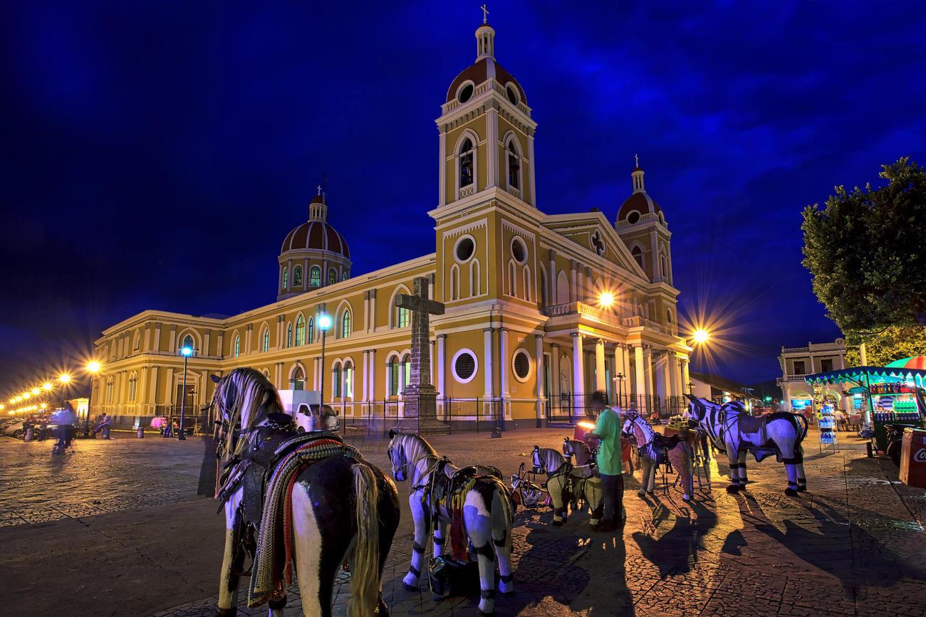 nicaragua history
