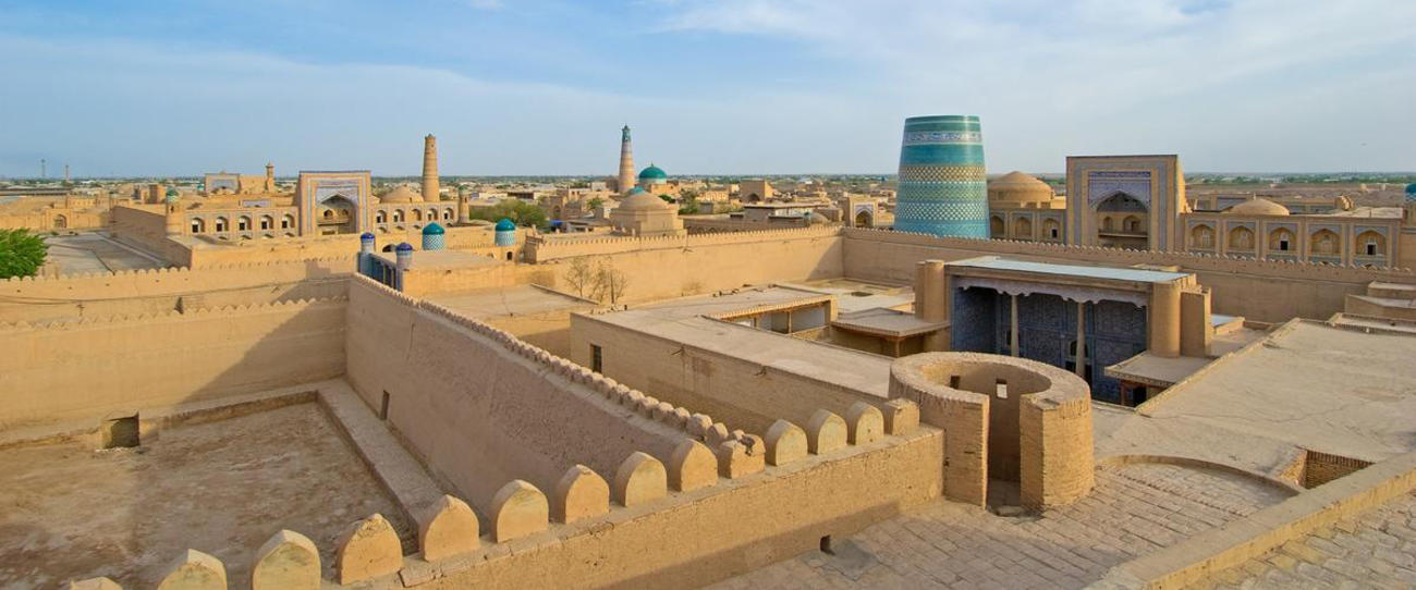 Khiva Silk Road Itinerary