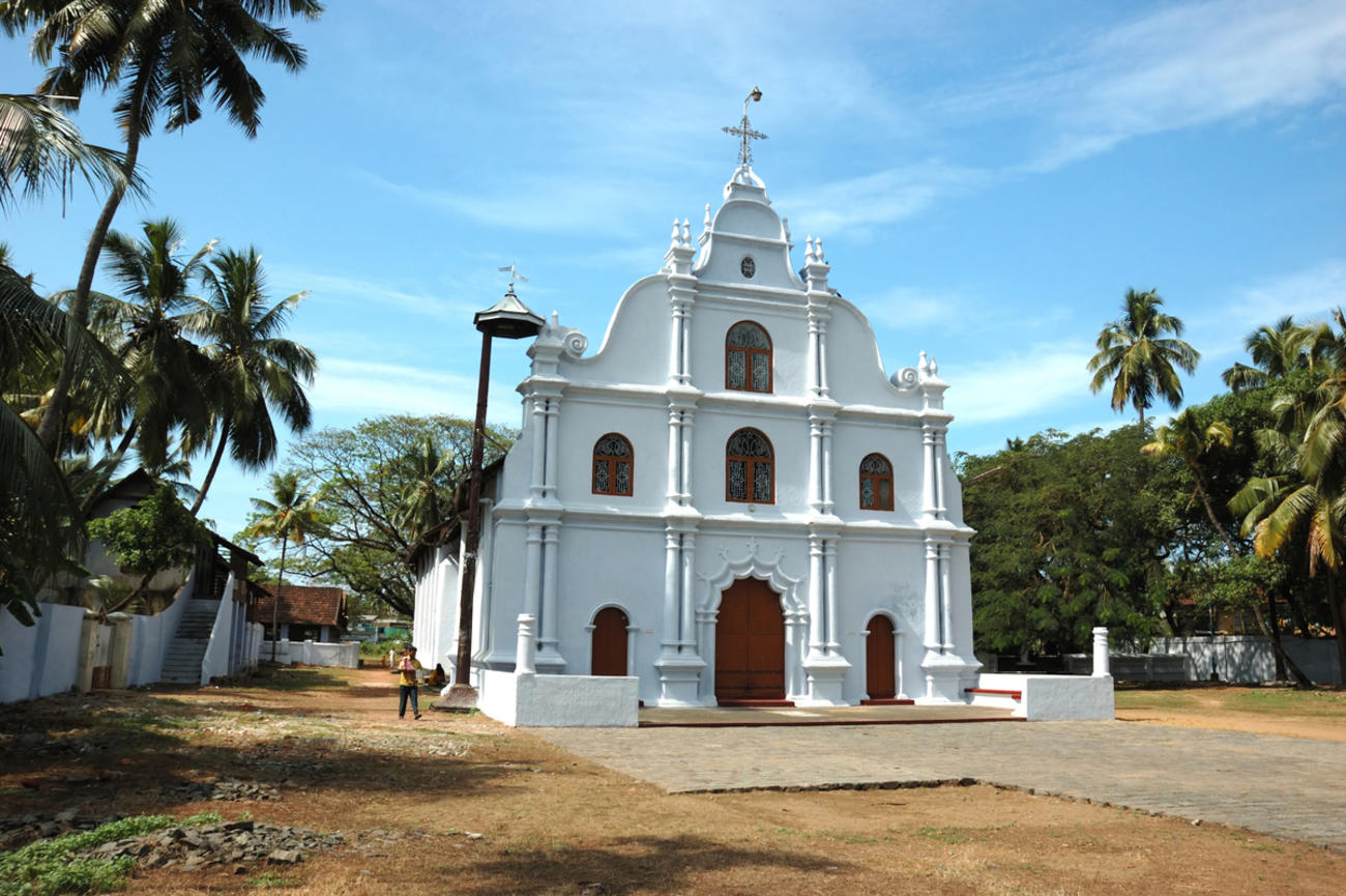 Take a heritage tour in Cochin