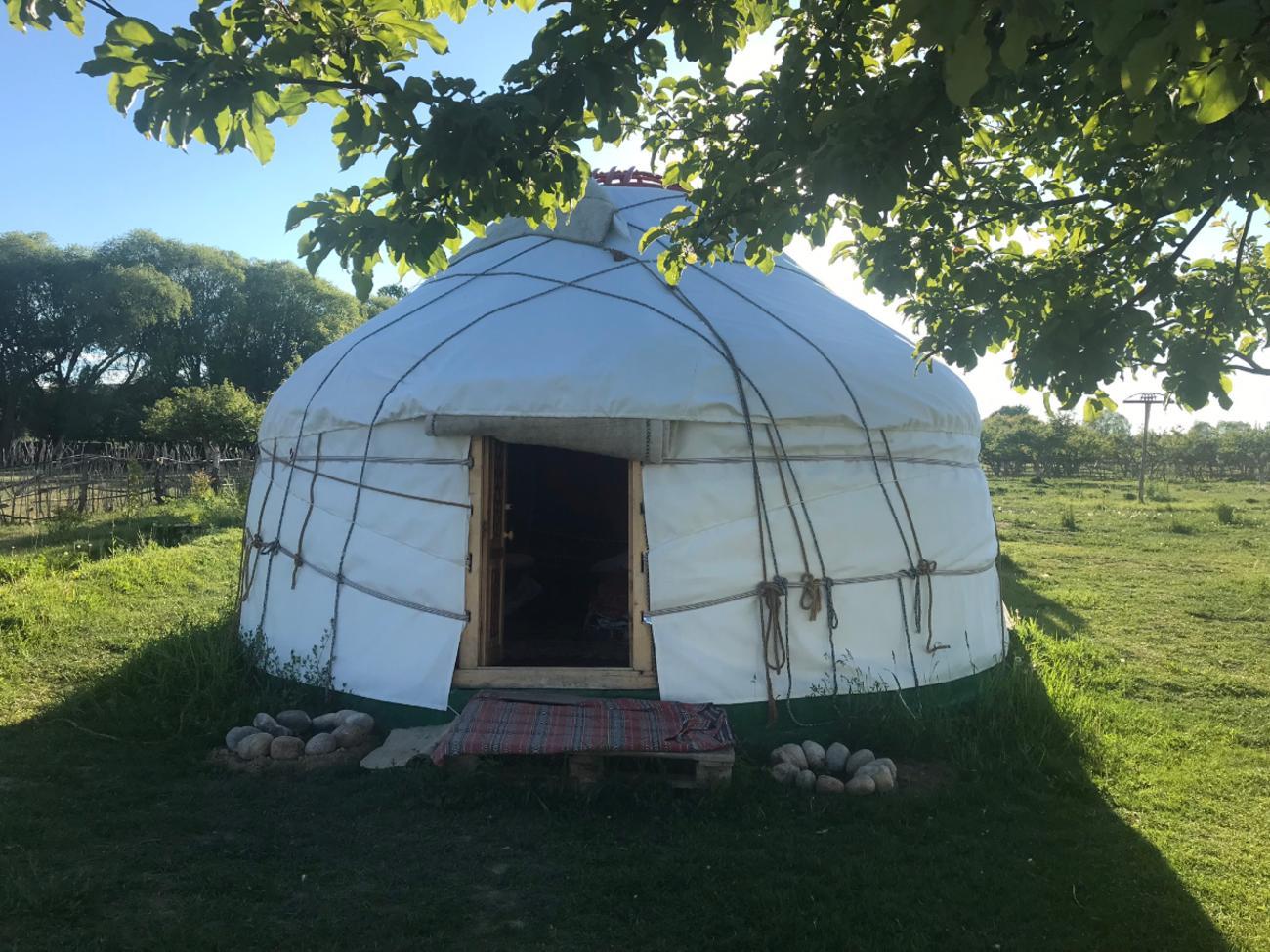 yurt camps in kyrgyzstan