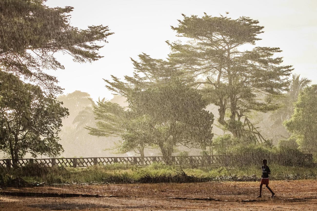 Rain Season in Madagascar January to March