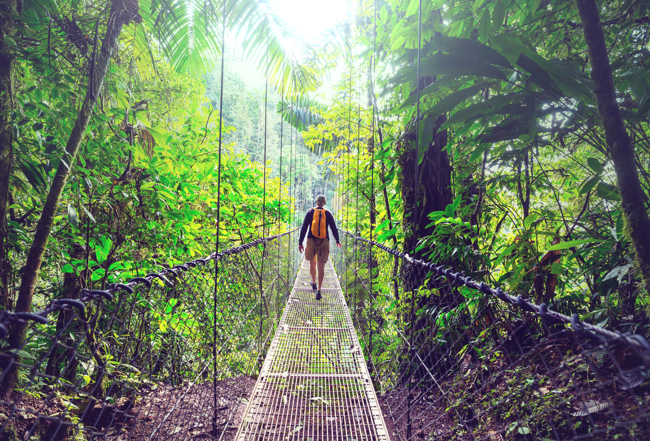 private nature hikes in costa rica