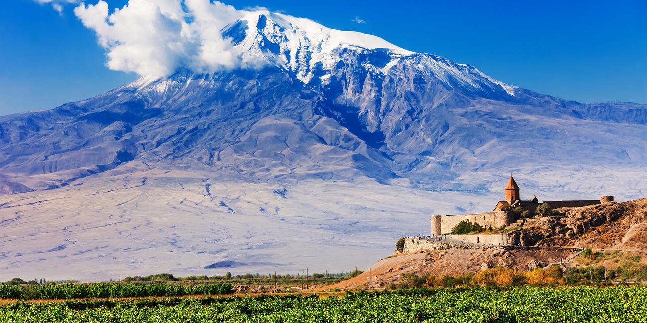 Visit Khor Virap in Armenia