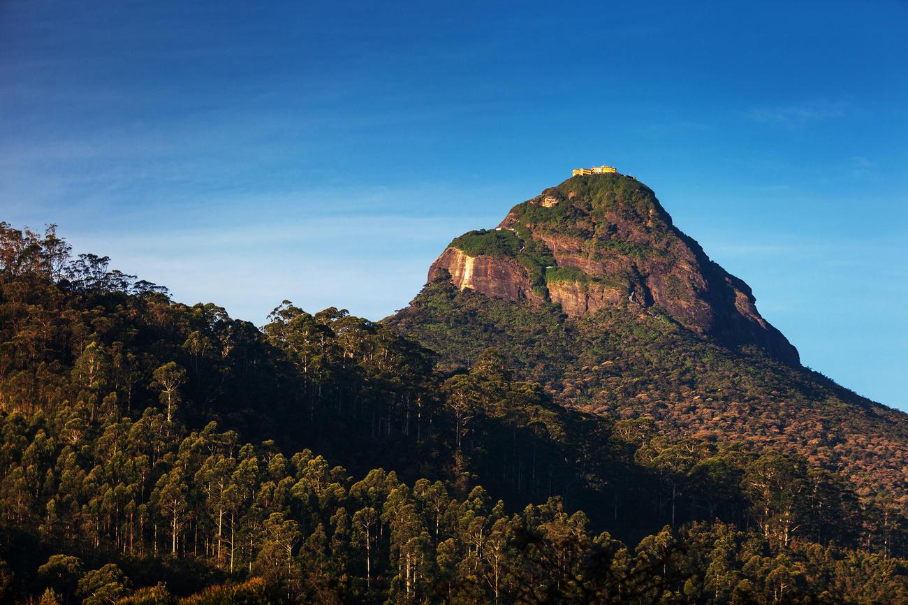 Adam's Peak - Best places to visit in Sri Lanka