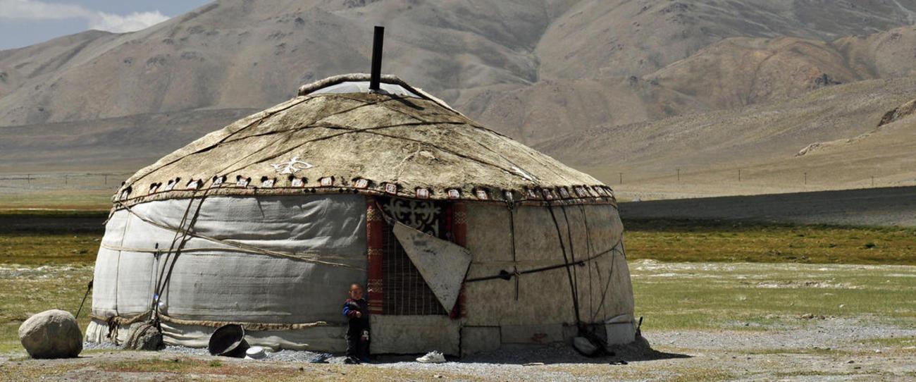 Kyrgyzstan Silk Road