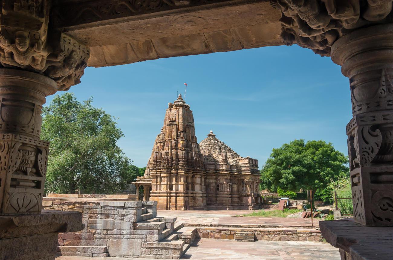 Bijolia Temple