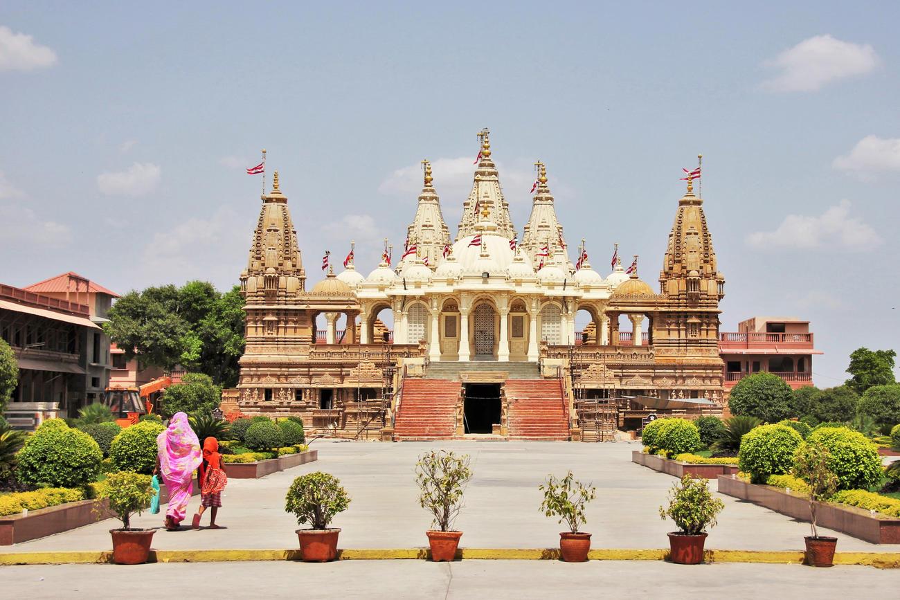 Visit Swaminarayan Temple, Gondal in Rajasthan