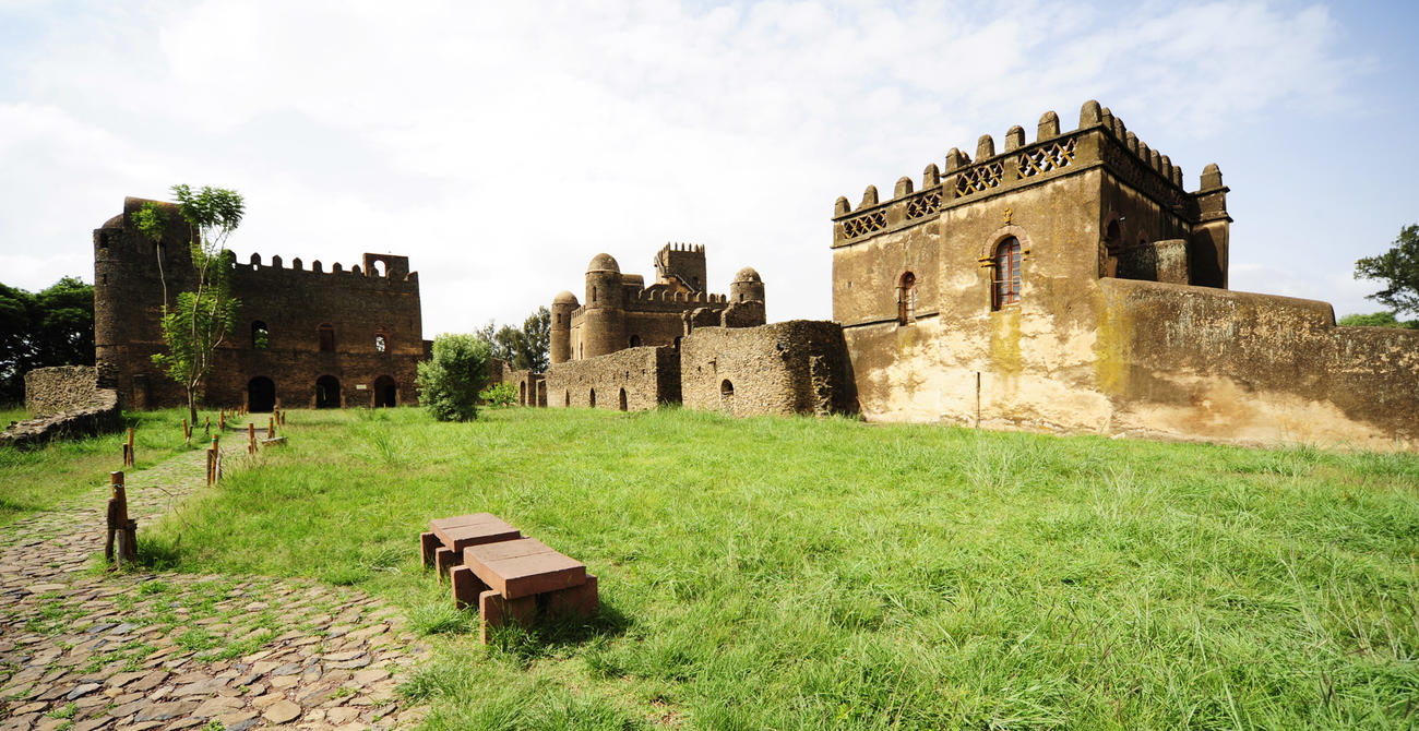 Explore the castles of Gonder